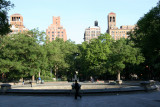 Fountain Plaza - Western Horizon