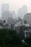 Downtown Manhattan - Evening