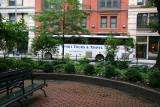 Spirit Bus at Washington Square East