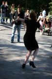 New Orleans Style Dance Band Troupe Performance