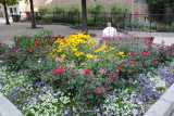 NYU Athletic Center Garden