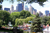Summer in Central Park