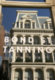 Bond Street Tanning - Window Reflection