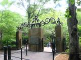 Children's Zoo Gate - Central Park