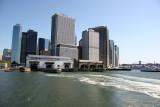 Southern Tip of Manhattan
