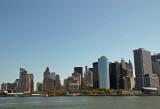 Battery Park & Downtown Manhattan