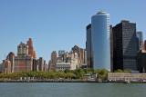 Downtown Manhattan Skyline & Battery Park