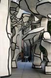 Jean Dubuffet's Four Trees Sculpture