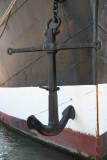 Peking Clipper Ship Anchor