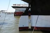 Clipper Ship Rudders