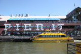 Pier 17 Water Taxi