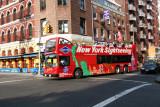 NY Sightseeing Bus