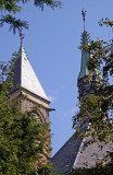 Library Steeples