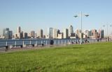 Jersey City Skyline & Christopher Street Pier