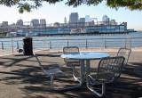 Christopher Street Pier & Downtown Manhattan Skyline
