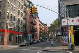 North or Uptown View from Broome Street