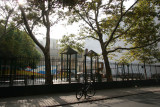 Early Morning Mist - DeSalvio Playground/Park at Spring Street