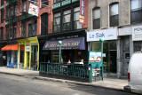 Subway near LaFayette Street