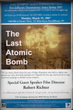 The Last  Atomic Bomb