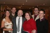 Wendy, Douglas, Roy, Carol, Alan & Martyn