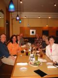 Chris,Karen, Nan,Tim, Steve, Duane, Joyce, Marina