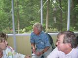 Hugh,center-Chuck on right