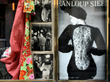 a curtain for Jeanloup Sieff and the 70ties
