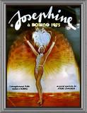 Program for Josephine Baker`s performance at Bobino,  1975