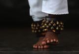 dancing feet / tamil dancer