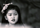 Little princess (Phillippines)