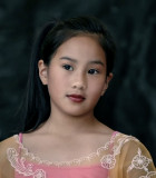 young girl from the Phillippine Islands