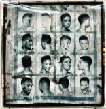 Men`s clipper cuts (original exhibit)