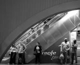 metro station / correspondance renfe (railway)