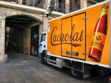 El Cacaolat - a spanish icon
