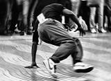 break dancer...