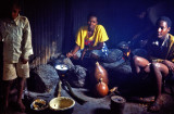 Cooking a meal, Northern Ethiopia