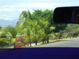 On the road to Comayagua