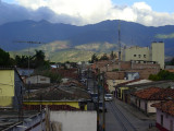 View from Hotel Comayagua