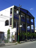 Our temporary home, Hotel Comayagua