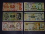 Our money, Lempira (a.k.a. Lemps) 1,5,10,20,50,100