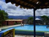 Mi Piqueño Paraiso (My Little Paradise) a little water park (3 small pools w/ 2 backyard pool slides) just outside Comayagua
