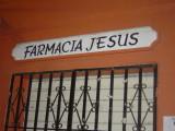 This is Jesus' Drugstore.