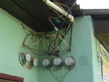 This entire country is an electrician's nightmare