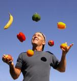 Juggling A Healthy Diet