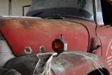 Truck at Henequen Hacienda