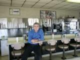 198-Paul in Roy's Cafe - great iced tea.jpg