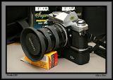 Minolta X370 Manual Focus