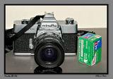 Minolta SRT102 Manual Focus
