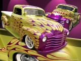 Cruisin' Hot Rods