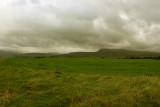 Looking towards Ingleborough